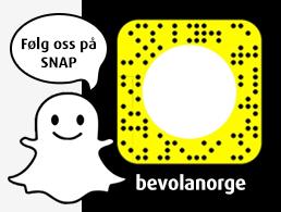 Følg Bevola Norge på SNAP