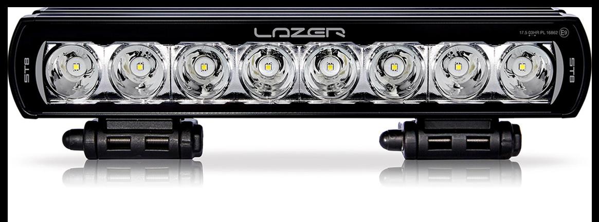 Lazer st8 evo lampe